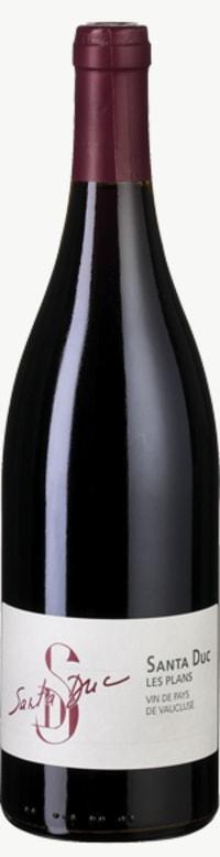 Les Plans Vin de Pays Vaucluse 2011