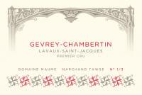 Gevrey Chambertin 1er Cru Laveaux Saint Jacques 2012