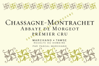 Chassagne Montrachet Abbaye de Morgeot 1er Cru (Domaine)