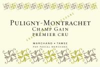 Puligny Montrachet Champs Gains 1er Cru (Domaine) 2012