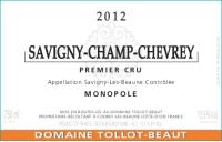 Savigny les Beaune 1er Cru Monopole Champ Chevrey