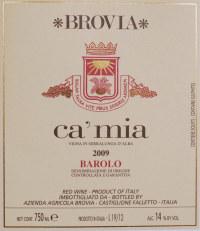 Barolo Brea Ca Mia