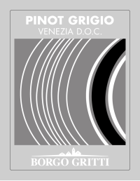 Pinot Grigio Borgo Gritti 2013
