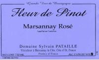 Marsannay Rose Fleur de Pinot 2011