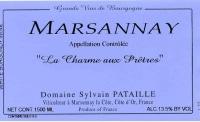 Marsannay Blanc La Charme aux Pretres 2011