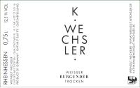Weißer Burgunder trocken 2017