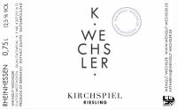 Riesling Kirchspiel trocken 2013