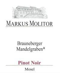 Pinot Noir Brauneberger Mandelgraben ** trocken