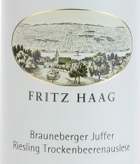Brauneberger Juffer Riesling Trockenbeerenauslese (fruchtsüß) 2013
