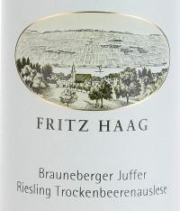 Brauneberger Juffer Riesling Trockenbeerenauslese (fruchtsüß)