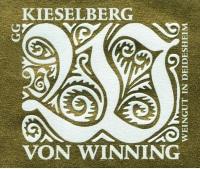 Riesling Kieselberg Großes Gewächs 2015