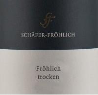 Müller-Thurgau Fröhlich trocken 2016