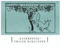 Grauburgunder Kalkmergel 2017