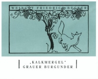 Grauburgunder Kalkmergel 2016