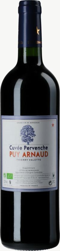 Cuvee Pervenche de Puy Arnaud (2. Wein) 2012