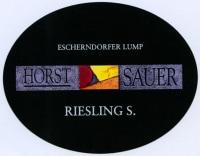Riesling S Escherndorfer Lump