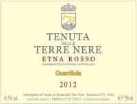 Etna Rosso Guardiola