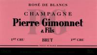 Champagne Brut 1er Cru Rose de Blanc Flaschengärung