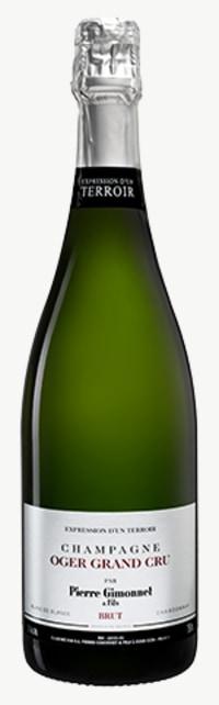 Champagne Brut Grand Cru Oger Flaschengärung