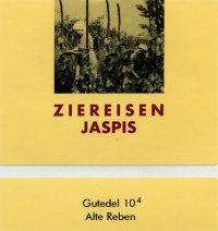 Jaspis Gutedel Alte Reben 10 Hoch 4 2013