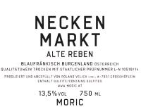 Blaufränkisch Alte Reben Neckenmarkt 2015