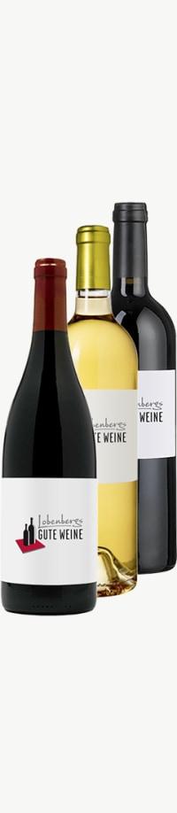 Weinpaket: Schnupperkurs Übersee | 12* 0,75l