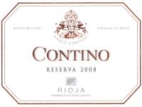 Rioja Tinto Contino Reserva 2014