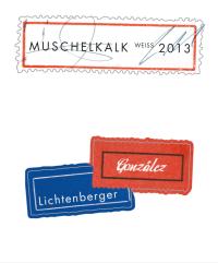 Muschelkalk weiß 2013