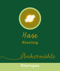 Riesling trocken Hase
