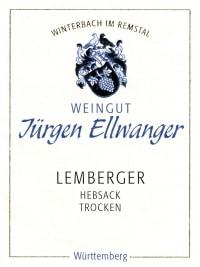Hebsack Lemberger trocken 2013