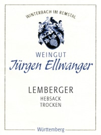 Hebsack Lemberger trocken