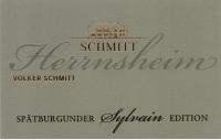 Spätburgunder Sylvain Edition 2012