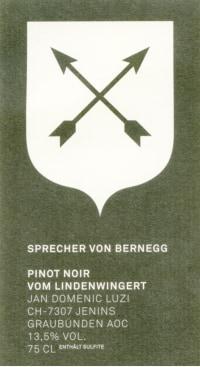 Pinot Noir Vom Lindenwingert 2016