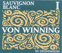 Sauvignon Blanc I