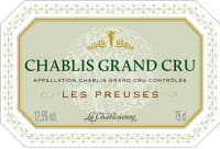 Chablis Grand Cru Les Preuses 2011