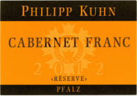 Cabernet Franc Laumersheimer Reserve trocken 2012