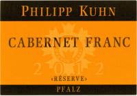 Cabernet Franc Laumersheimer Reserve trocken