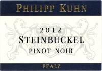 Pinot Noir Laumersheimer Steinbuckel Großes Gewächs 2012