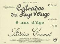 Calvados Camut 6 Jahre