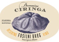 Sauvignon Blanc Fosilni Breg Beerenauslese (fruchtsüß) Domaine Ciringa