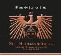 Sekt Blanc de Blancs Brut Flaschengärung 2014
