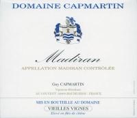 Madiran Vieilles Vignes 2012
