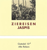 Jaspis Gutedel Alte Reben 10 Hoch 4 2012