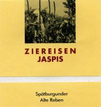Jaspis Blauer Spätburgunder Alte Reben unfiltriert 2013