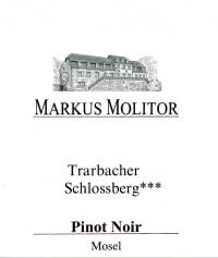 Pinot Noir Trarbacher Schlossberg *** trocken