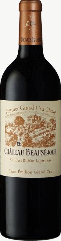 Chateau Beausejour Duffau 1er Grand Cru Classe B