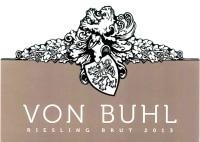 von Buhl Riesling Sekt Brut Flaschengärung 2013