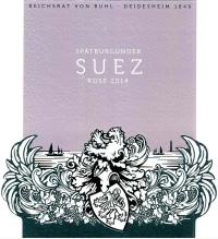 Spätburgunder Suez Rose