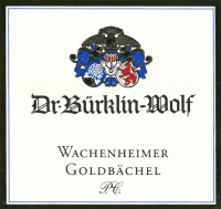 Riesling Wachenheimer Goldbächel Premier Cru 2014