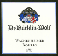 Riesling Wachenheimer Böhlig Premier Cru 2014